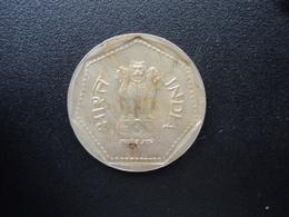 INDE : 1 RUPEE  1987 (B)  KM 79.1    TTB - India