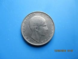 Royaume De Yougoslavie, Pierre II, 10 Dinars 1938, TTB+ - Joegoslavië