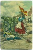 ESPAÑA, Los Sitios De Zaragoza 1808-1809, AGUSTINA ZARAGOZA; Spain - Zaragoza