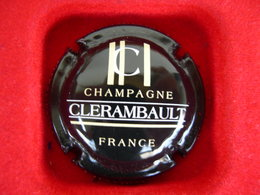 *  Capsule De Champagne  CLERAMBAULT N° 15a   * - Capsules