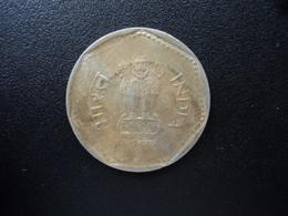 INDE : 1 RUPEE  1990 (B)  KM 79.3    TTB Patine - Inde