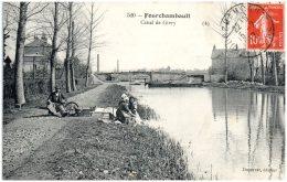 58 FOURCHAMBAULT - Canal De Givry - Autres Communes