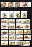1987    Botswana,  Médecine, Enfance, Animaux, Entre 540 Et 570**, Cote 70 €, - Botswana (1966-...)