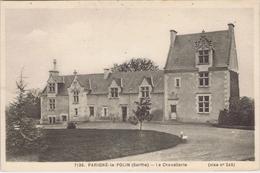 72 - Parigné-le-Polin (Sarthe) - La Chevallerie - France