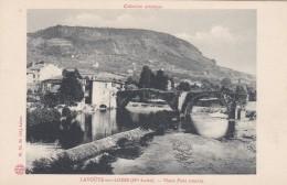 H10 - 43 - Lavoûte-sur-Loire - Haute-Loire - Vieux Pont Romain - Collection Artistique - France