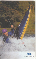 BULGARIA(chip) - Rafting, Mobika Telecard 100 Units, Tirage 50000, 07/01, Used - Bulgaria