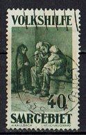 Saargebiet 1929 // Mi. 135 O (022..915) - 1920-35 Société Des Nations