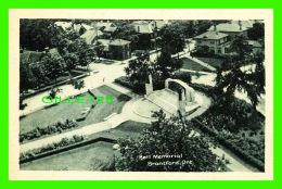 BRANTFORD, ONTARIO - BELL MEMORIAL -  PHOTOGELATINE ENGRAVING CO LTD - - Ontario