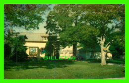 CHIPPAWA, ONTARIO - PETERSEN'S MOTEL & CABINS - FRONTIER PRINTING & ADVERTISING - - Ontario