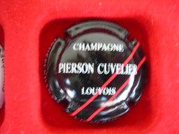 *  Capsule De Champagne  PIERSON CUVELIER N° 5   * - Capsules