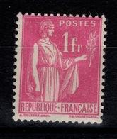 Type Paix YV 369 N* Cote 4,40 Euros - Unused Stamps