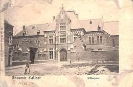Alost - L'Hospice (précurseur...slechte Staat Zie Scans) - Aalst
