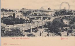 AK - Wien, PRATER - Blick Vom Norbahnhof 1900 - Prater