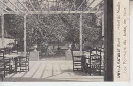 IVRY LA BATAILLE - Hôtel Du Moulin - Pommiers Du Jardin En Fleurs     PRIX FIXE - Ivry-la-Bataille