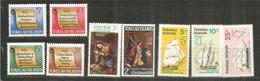 Annees Completes 1969 & 1970 Des Iles Tokelau. 9 Timbres Neufs **  Cote 20,00 Euro (decouverte Des Iles En 1765) - Tokelau