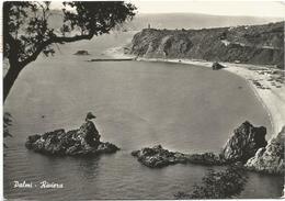 X2211 Palmi (Reggio Calabria) - Panorama Della Riviera / Viaggiata 1958 - Italia