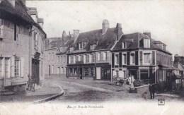 76 - Seine Maritime -  EU  -  Rue De Normandie - Eu
