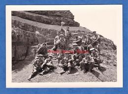 Photo Ancienne Snapshot D'un Marin Français - Portrait De Soldat De La Marine Nationale Militaire Bateau BOURDONNAIS - Guerre, Militaire