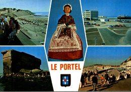 62 LE PORTEL MULTI-VUES LA PLAGE LHOVERPORT LE FORT DE L'HEURT L'ESPLANADE - Le Portel
