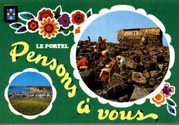 62 LE PORTEL PENSONS A VOUS  LA PECHE AUX MOULES LE CAMPING - Le Portel