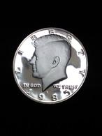 1985 Proof Kennedy Half Dollar - Federal Issues