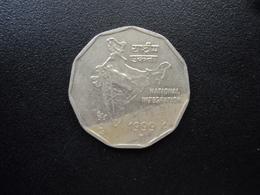 INDE : 2 RUPEES  1999 (Ld)  KM 121.5    SUP - Inde