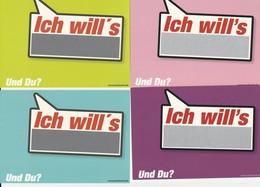 ICH WILL'S - UND DU? - GIB AIDS KEINE CHANCE - Salud