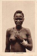 84Vn   Centrafrique Femme Ouabé Seins Nus Nu Ethnique - República Centroafricana