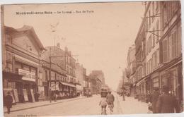 Seine  Saint Denis :  MONTREUIL  Sous  BOIS : Le  Kursaal , Rue De  Paris - Montreuil
