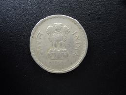 INDE : 5 RUPEES  1998 (H)   KM 154.1 *    TB+ - Inde