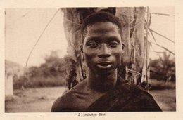 84Vn   Cote D'Ivoire Indigéne Bété - Côte-d'Ivoire