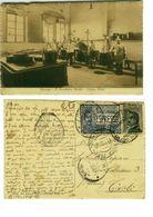 LIVORNO - R. ACCADEMIA NAVALE - CUCINA ALLIEVI - ED. MEI 1928 (1949) - Livorno