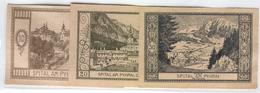 AUSTRIA NOTGELD 1007 Spital Am Pyrhn Lot 1 - Austria