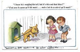 C'est Avec La Queue Qu'il Dit Merci.... - Illustrateur Donald MC GILL - 7431 - Mc Gill, Donald