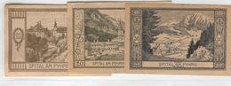 AUSTRIA NOTGELD 1007 Spital Am Pyrhn Lot 2 - Austria