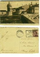 LIVORNO - R. ACCADEMIA NAVALE - S. LEOPOLDO - FABBRICATI - ED. MEI 1928 (1942) - Livorno