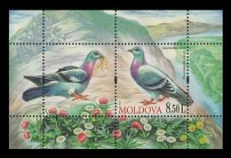 Moldova 2010 Mih. 702 (Bl.50) Fauna. Birds MNH ** - Moldavia