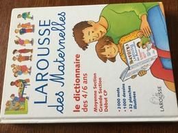 Larousse Des Maternelles - Dictionaries