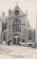 CPA 62 -  BOULOGNE-SUR-MER - St. John Church - Rue Des Vieillards - Boulogne Sur Mer