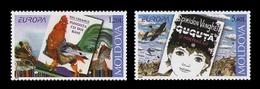 Moldova 2010 Mih. 703/04 Europa-Cept. Children Books MNH ** - Moldavia