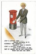 Just à Little Card...- Illustrateur Donald MC GILL - A 853 - Mc Gill, Donald