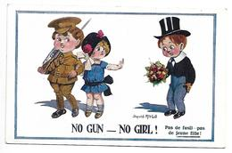 Pas De Fusil, Pas De Jeune Fille ! - Illustrateur Donald MC GILL - 288 - Mc Gill, Donald