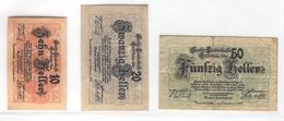 AUSTRIA NOTGELD 1073 Tiroler Landeskasse - Austria
