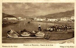 PUERTO DE POLLENSA CASERIO DE LA GOLA - Mallorca