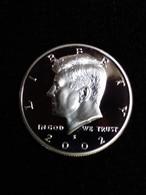 2002 S Proof Kennedy Half Dollar - Federal Issues