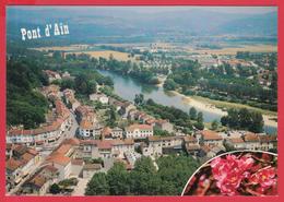 CPM- 01 - PONT D'AIN - Vue Aérienne  **SUP**- 2 SCANS - Other Municipalities