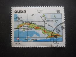 CUBA N°1728 Oblitéré - Cuba