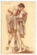COUPLE - Illustrateur MAUZAN - 248-3 - Mauzan, L.A.