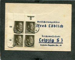 Deutsches Reich General Gouvernement Brief 1942 - Occupation 1938-45