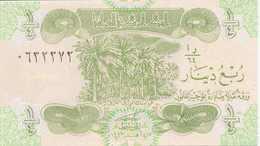 Iraq P-77  1/4 Dinar  1993  UNC - Iraq